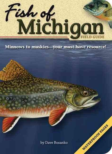 Fish of Michigan Field Guide By Bosanko, David